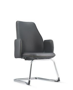 EV6413L-92CA77 Visitor / Conference Chair With Arm