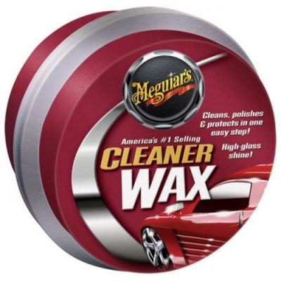 Meguiar's® Cleaner Wax (Paste), 11 oz. A1214