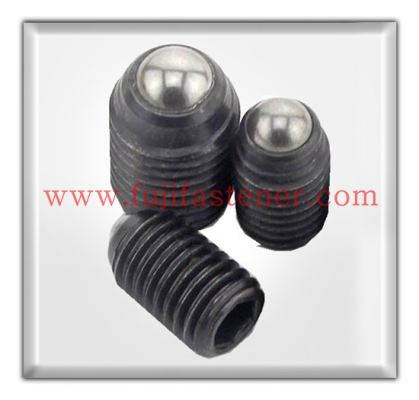 Hex Socket ball Plunger