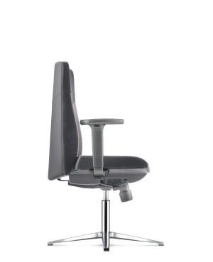 HG6213F-19D91 Visitor / Conference Chair With Arm