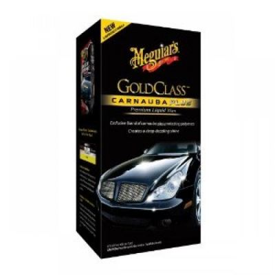 Meguiar's® Gold Class™ Carnauba Plus Liquid Wax G7016