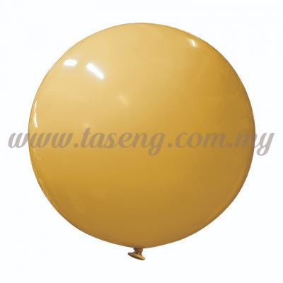 36inch Metallic Round Balloon - Gold (B-36MR-M2)