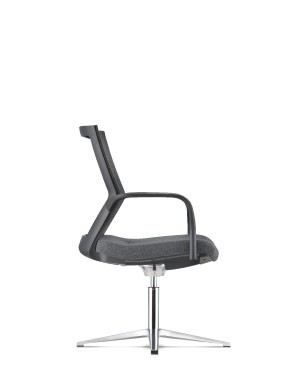 MX8113F-19A69 Visitor / Conference Chair With Arm