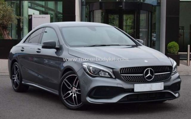 MERCEDES BENZ W117 CLA180 FACELIFT AMG BODYKIT