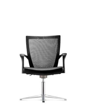 MX8113L-19A69 Visitor / Conference Chair With Arm