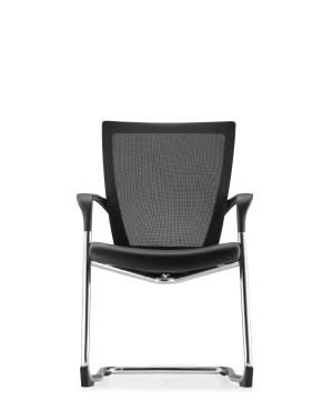 MX8113L-88CA69 Visitor / Conference Chair With Arm