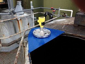 Level of oil / water recovery reactor