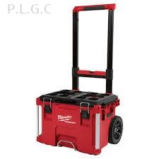 Milwaukee PACKOUT series 48-22-8426 rolling tool box