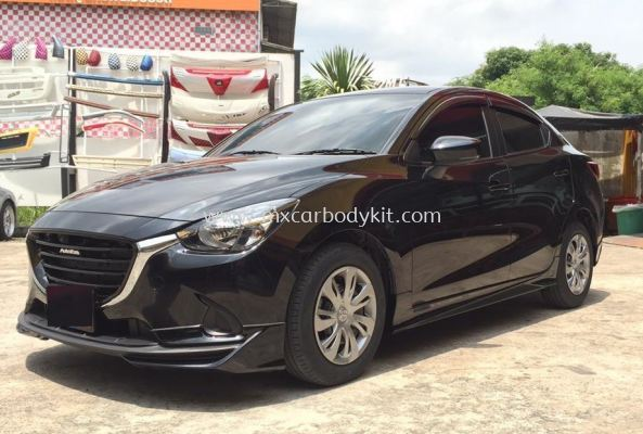 MAZDA 2 SEDAN 2016 NEW SPEED I BODYKIT