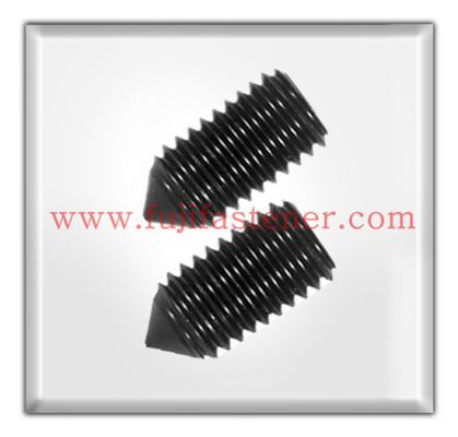 Set Screw Cone Point