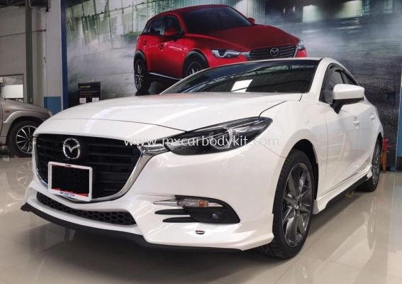 MAZDA 3 SEDAN 2017 NEW J BODYKIT