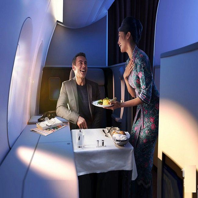 Malaysia Airlines launches business suite TravelNews