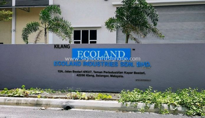 Ecoland Industry Sdn Bhd
