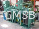 Continuous Hanger Type Manually Operated Blast Systems