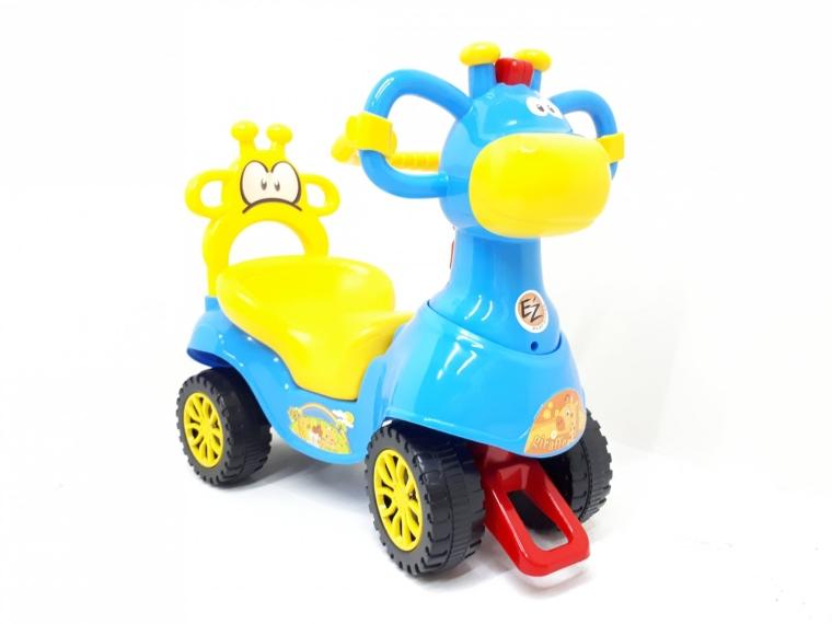 Push Car Giraffe 550 Kid Push Car