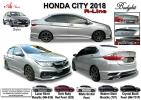 city 2018 R-line AM bodykit City 1.5 (2016-2017) Honda