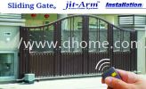 jit-Arm jA-1000 Jit-Arm Sliding Gate