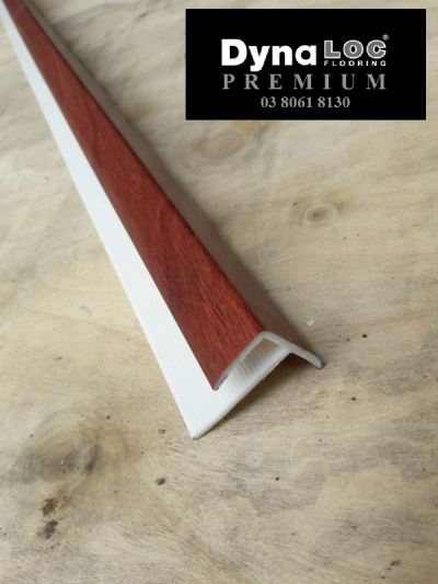 Stair Nose F 12mm - Dark Cherry ( F12-1010 )