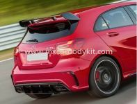 MERCEDES BENZ W176 AMG EDITION 1 REAR DIFFUSER