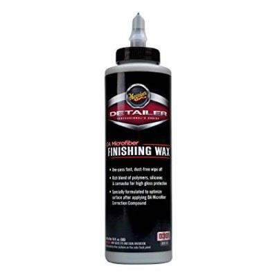 Meguiar's DA Microfibre Finishing Wax