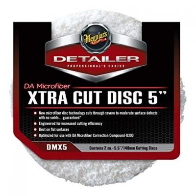 "Meguiar's® DA Microfiber Xtra Cut 5"""