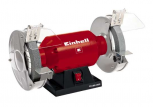 "EINHELL 8"" BENCH GRINDER - 400W 230V WHEEL SIZE: 200X25X32MM, BG200"