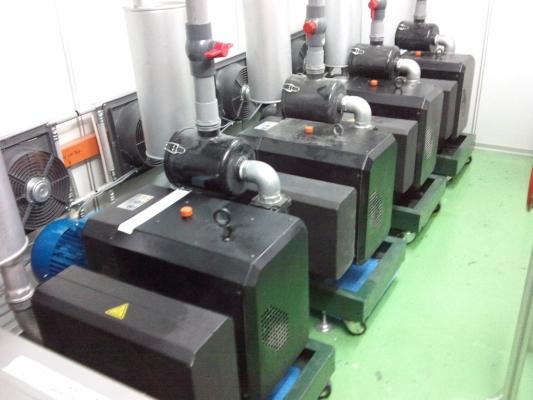 Vacuum Pumps System