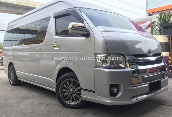 TOYOTA HIACE SLIM 2014 NEW BODYKIT