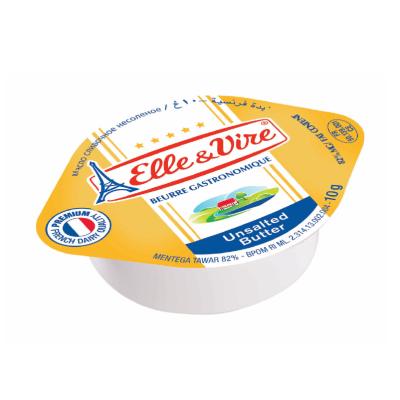 Micro-Cups Unsalted Gourmet Butter 82% Fat