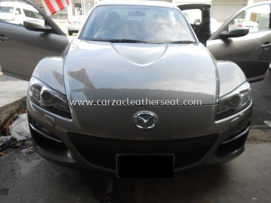 MAZDA RX8 REPLACE CAR DASHBOARD