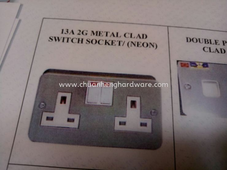 Metal switches