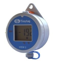 CR-0100 Tinytag Dry Shipper Thermometer Climatic / Environment Inspection