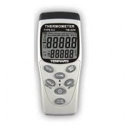Dual Input Digital Thermometer (Type K / J)