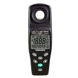 TM-203 Datalogging Auto Ranging Light Meter