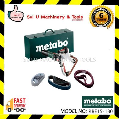 METABO  RBE15-180Set Wraparound Tube Sander Set 180mm 602243500