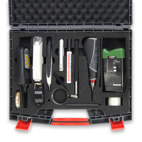 TQC sheen - BASIC INSPECTION KIT Paint Strength Testers Coating / Paint Testing