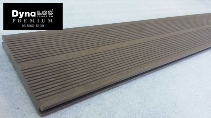 WPC Decking Board - Coffee
