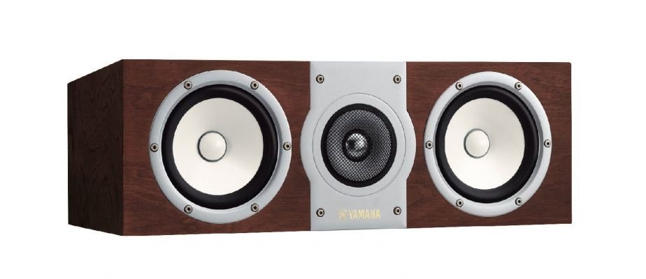 Yamaha NS-C901 2 Way Bass Reflex Center Speakers (Brown)