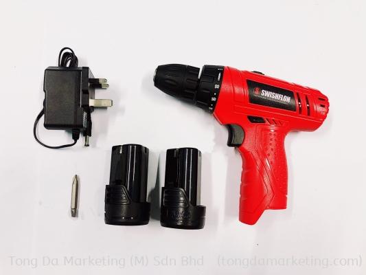12W Battery Drill