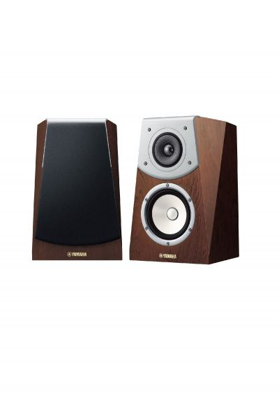 Yamaha NS-B901 2 Way Bass Reflex Surround Speakers (Brown)