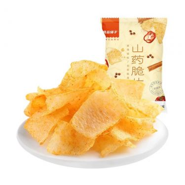 Chinese Yam Crisps (Spicy)