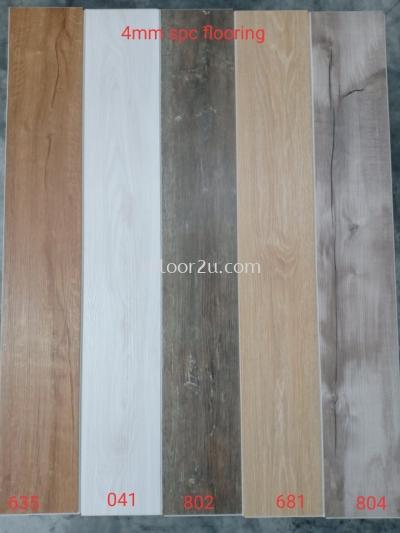 SPC Flooring-4mm