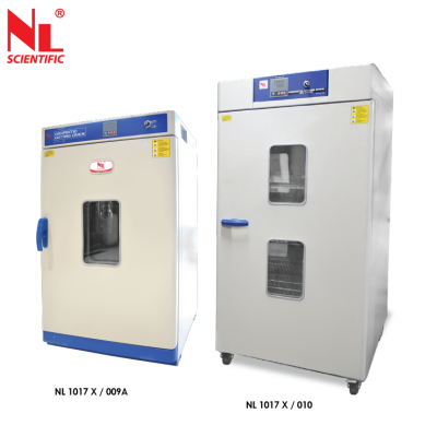 Digimatic Drying Oven 225L & 429L - NL 1017 X / 009A & 010