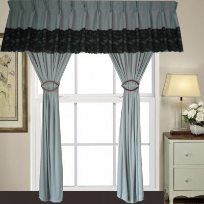 1 SET CURTAIN + SCALOP (1PCS SCALOP + 2 PCS FULL CURTAIN) (SET 33)