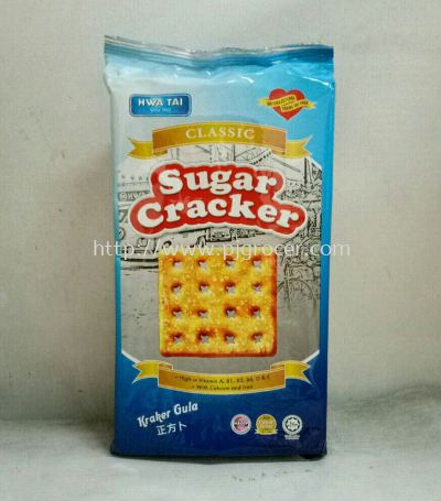 Hwa Tai Sugar Cracker 300g