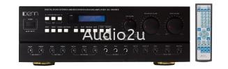 Denn DK1500 Karaoke Amplifier Denn Amplifier Karaoke Audio Sound System
