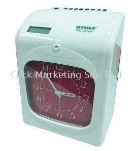 WEMAX Electronic Time Recorder WE-2810N