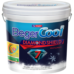 BegerCool DiamondShield 7 for Exterior