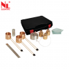 Le Chatelier Soundness Kit - NL 3022 X / 002 Cement & Mortar Testing Equipments
