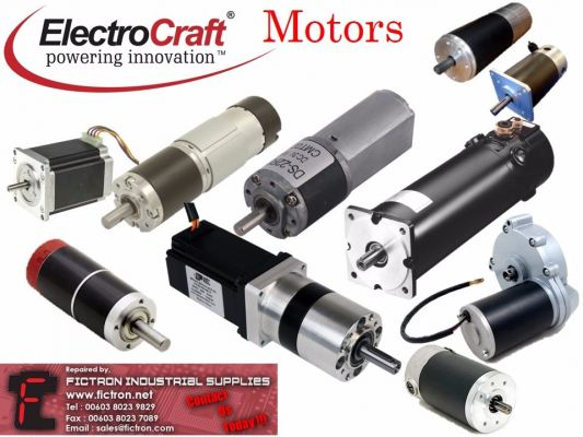 6066-03-802 ELECTRO-CRAFT Servo Motor Supply & Repair By Fictron
